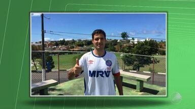 Bahia anuncia novo gerente do clube - Confira as notícias do tricolor baiano.
