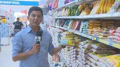 No Amapá, preço do feijão subiu quase 21% segundo pesquisa do Dieese - O valor da cesta básica aumentou e mais uma vez o consumidor foi surpreendido com o preço do feijão. O produto subiu quase 21% de acordo com pesquisa é do Dieese.