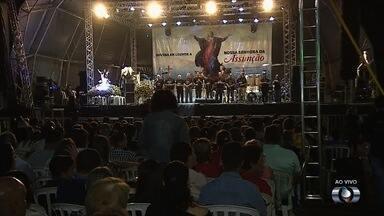 Felipe Araújo participa de novena paróquia de Goiânia - Músico, que é irmão de Cristiano Araújo, deve cantar em novena.