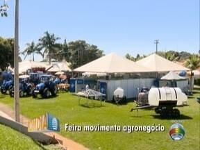 Feira voltada ao agricultor é realizada na Nova Alta Paulista - Evento começa nesta quinta-feira (18), às 8h30.