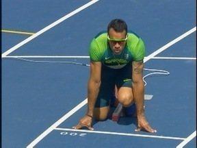 Bruno Lins compete nesta quinta-feira - Atleta treina em Pres. Prudente.