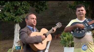 Violeiros de todo o país se reúnem para festival em Teresina - Violeiros de todo o país se reúnem para festival em Teresina