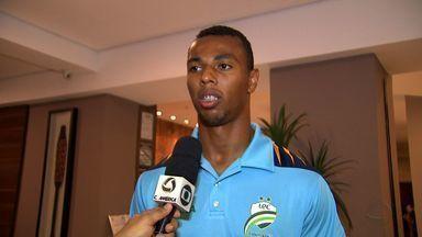 Luverdense vai enfrentar o Joinville pela série B do Brasileirão - Luverdense vai enfrentar o Joinville pela série B do Brasileirão.