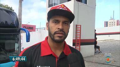 Campinense viaja para decisão em Sergipe - Raposa viaja para jogo contra o Itabaiana, que vale vaga nas quartas de final da Série D