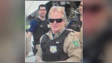Policial Rodoviário Federal no AM baleado no RJ tem estado estável - Ele é lotado em Manaus e estava trabalhando na olimpíada.