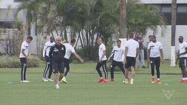 Santos enfrenta o Coritiba no Paraná neste domingo (21) - Jogo será transmitido a partir das 18h.