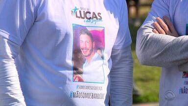 Polícia conclui que irmãos baleados tentaram assaltar bombeiro no RS - Lucas Wottrich morreu e Jayson Wottrich se feriu e responderá por roubo.