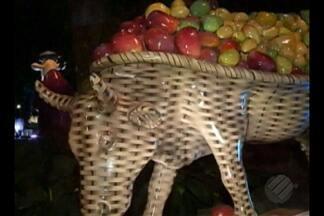 'Cow Parade' traz exposição de vacas customizadas para as ruas de Belém - 'Cow Parade' traz exposição de vacas customizadas para as ruas de Belém