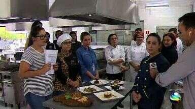 Concurso escolhe chef para representar Sergipe em evento nacional - Concurso escolhe chef para representar Sergipe em evento nacional.