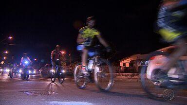 Grupos de Ciclismo incentivam a prática de exercícios e a socialização - Grupos de Ciclismo incentivam a prática de exercícios e a socialização.
