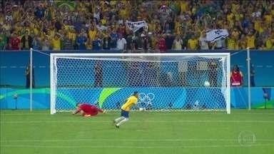 Seleção Brasileira encerra uma incômoda escrita no futebol na Olimpíada - Até então, em Olimpíadas, os melhores resultados eram duas medalhas de prata.