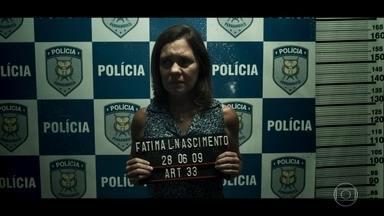 Um amigo de Douglas incrimina Fátima e a leva presa - Doméstica passa sete anos na prisão por conta da armação