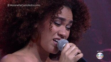 Mariene de Castro canta 'Canto das Três Raças' - A música foi sucesso na voz de Clara Nunes