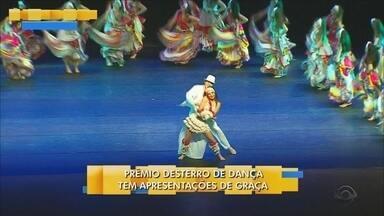 Florianópolis sedia festival de dança e workshops até domingo (4) - Florianópolis sedia festival de dança e workshops até domingo (4)
