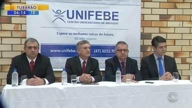 Brusque anuncia programa de especialização em parceria com o Hospital Albert Einstein - Brusque anuncia programa de especialização em parceria com o Hospital Albert Einstein