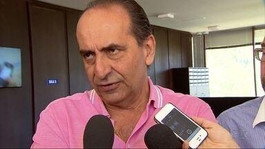 Alexandre Kalil (PHS) disse que tem proposta para atrair investimentos para tecnologia - Ele participou de um encontro no Parque Tecnológico de Belo Horizonte (BH-TEC).