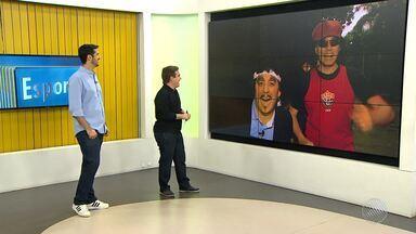 Jair e Vicentino fazem interação com o estúdio do JM - Confira.