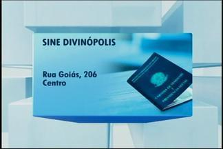 Sine de Divinópolis divulga vaga de cobrador interno - Os interessados devem comparecer ao Sine com documentos pessoais. Confira a relação completa de vagas disponíveis na cidade.