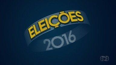 Confira a agenda dos candidatos à Prefeitura de Goiânia nesta terça (30) - Sete políticos concorrem ao cargo de prefeito da capital nestas eleições.Acompanhe a programação diária dos candidatos no G1.