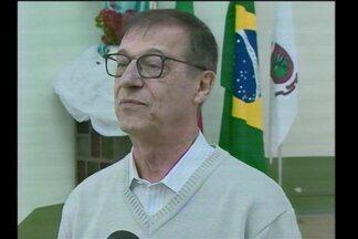 Eleições 2016 - Confira a agenda do candidato Alcides Vicini.
