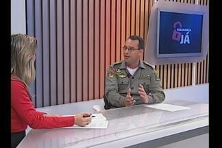 Os crimes de tráfico de drogas são mais frequentes - No JA Ideias o sub comandante do 7º. RPMON de Santo Ângelo, RS, fala sobre a estratégia de combate à criminalidade.
