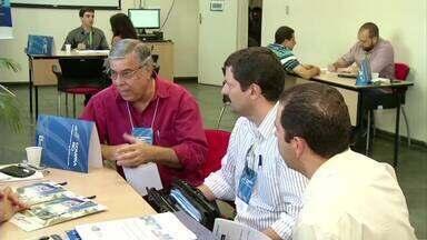 Empresários participam de rodada de negócios em Três Rios, RJ - Principal assunto foi a instalação de mais uma empresa para a região.