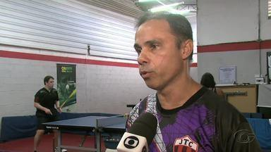Primeira Copa Nacional de Tênis de Mesa será em Maceió - Competição começa dia 2 de setembro.
