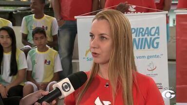 Corrida Solidária será realizada em Arapiraca - Ação tem como objetivo ajudar crianças carentes.