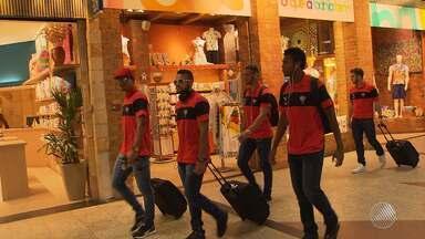 Vitória precisa apenas do empate, mas a meta é vencer e seguir na Copa Sul-Americana - Confira as notícias do rubro-negro baiano.