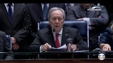 Começa a última sessão do julgamento do impeachment de Dilma Rousseff no Senado - Começa a última sessão do julgamento do impeachment de Dilma Rousseff no Senado.