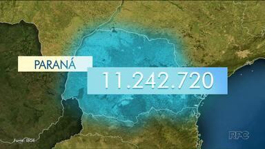 Novos números do IBGE revelam que o Paraná é o sexto estado mais populoso do país - A maior população do estado está em Curitiba, em segundo lugar está Londrina e Maringá é a terceira cidade com mais habitantes no Paraná.