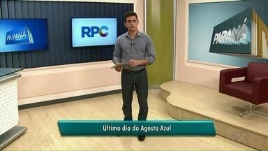 """No último dia do """"Agosto Azul"""" homens podem fazer exames de graça - Em Paranavaí postos de saúde atendem até as 17 horas"""