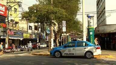 Roubos ao comércio de Resende, RJ, quase triplicaram em 2016 - Pesquisa é do Instituto Estadual de Segurança Pública.