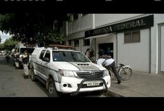 Suspeitos presos na 7ª fase da Operação Mar de Lama são ouvidos - Jaider Batistas e Edmilson Soares ocupavam secretarias na Prefeitura de Governador Valadares.