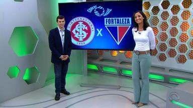 Globo Esporte RS - Bloco 2 - 31/08 - Assista ao vídeo.