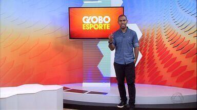 Globo Esporte MT, 31/08/2016, na íntegra - Globo Esporte MT, 31/08/2016, na íntegra