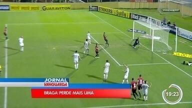 Bragantino perde jogo e sai vaiado pela torcida - Já são quatro jogos sem vitória.