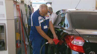 Gasolina já passa de R$ 4 em algumas cidades do Sul de Minas - Gasolina já passa de R$ 4 em algumas cidades do Sul de Minas