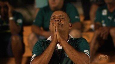 Goiás empata com o Criciúma no Serra Dourada, em Goiânia - Vila Nova surpreende e vence Vasco jogando fora de casa.