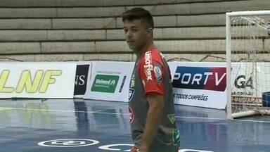 Jogadores do Tianguá-CE reforçam o Umuarama Futsal para o restante da temporada - O ala Anderson e o pivô Marcelo chegam para as próximas fases do Campeonato Paranaense Série Ouro e da Liga Futsal.