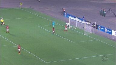 Figueirense é derrotado em campo; veja o comentário de Roberto Alves - Figueirense é derrotado em campo; veja o comentário de Roberto Alves