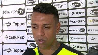 Goleiro do Botafogo está animado para enfrentar o Cruzeiro pela Copa do Brasil - Confronto vale pelas oitasvas de final da competição.