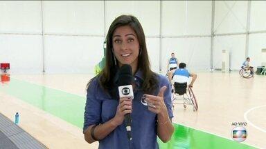 Seleção brasileira de basquete em cadeira de rodas vai em busca de medalha na Rio 2016 - Melhor resultado dos brasileiros foi o 9º lugar em Pequim.