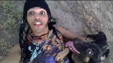 Internautas mostram suas versões do 'ser-humaninho' - Jackson Five se diverte com os vídeos