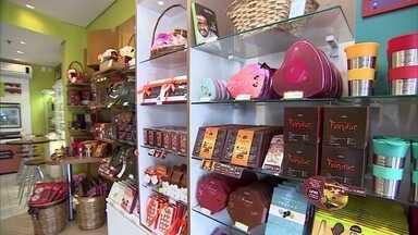 Rede de franquias de chocolates abre microfranquias com menor investimento - As minifranquias não precisam de loja própria e são para o empreendedor que tem entre R$ 20 mil e R$ 45 mil para investir.