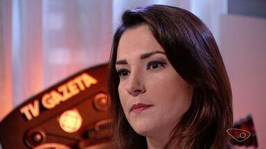 40 anos da TV Gazeta: veja o depoimento da apresentadora Rafaela Marquezini - TV Gazeta comemora 40 anos e relembra sua história.