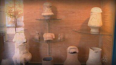 Em Manaus, museu particular conta a história do Amazonas - Local fica aberto ao público durante a semana.
