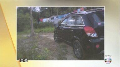 """Bandidos """"sequestram"""" carros que são anunciados para venda na internet - Em SP, criminosos """"sequestram"""" carros e pedem resgate para o dono."""