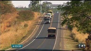 Veja o movimento em rodovias durante o feriado da Independência do Brasil - Em Rio Verde, a Polícia Rodoviária Federal acredita que não haverá grande aumento no fluxo nas BRs.