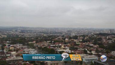 Previsão é de tempo instável nesta quarta-feira (7) em Ribeirão Preto, SP - Sol aparece entre nuvens durante o feriado de 7 de Setembro.